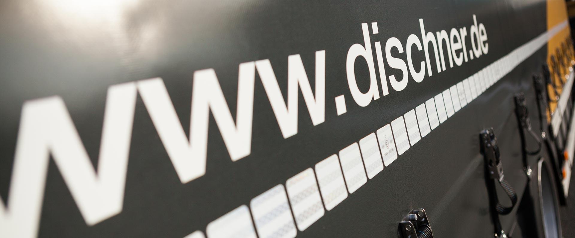 www.dischner.de LKW Plane